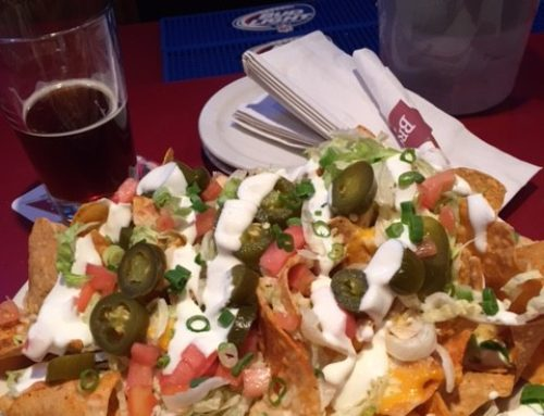 Chicken Nachos, Brothers, Bloomington, IN