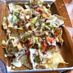 Tasty Chicken Nachos